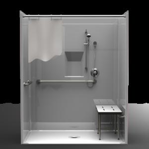 ADA Compliant Shower