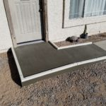 Concrete Wheel Chair Ramp