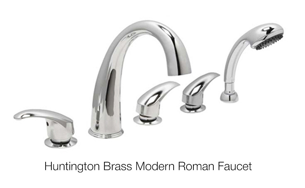 Huntington Brass Walk In Tub Faucet
