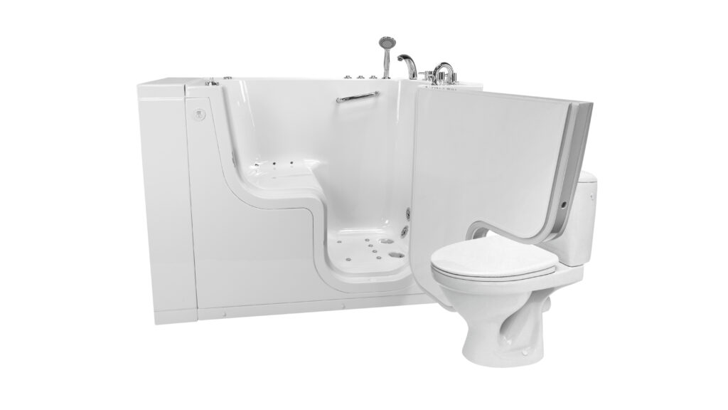 Wheelchair Accessible Tub Placement